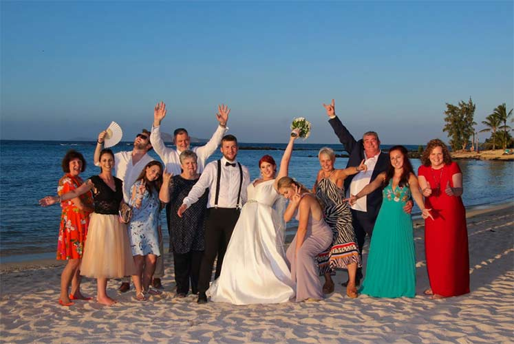 Dream Wedding in Mauritius