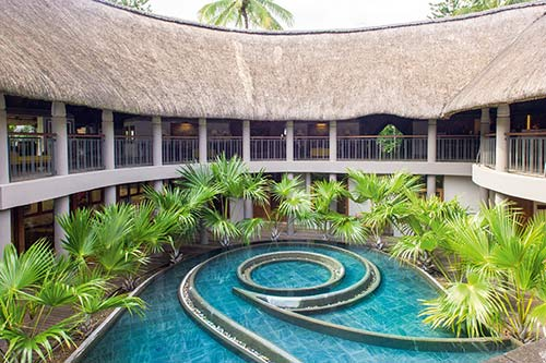 Luxury at Royal Palm, Mauritius